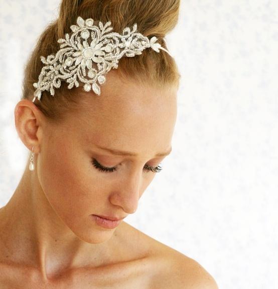 Headpieces For Weddings Ireland: Diy Bridal Headpiece